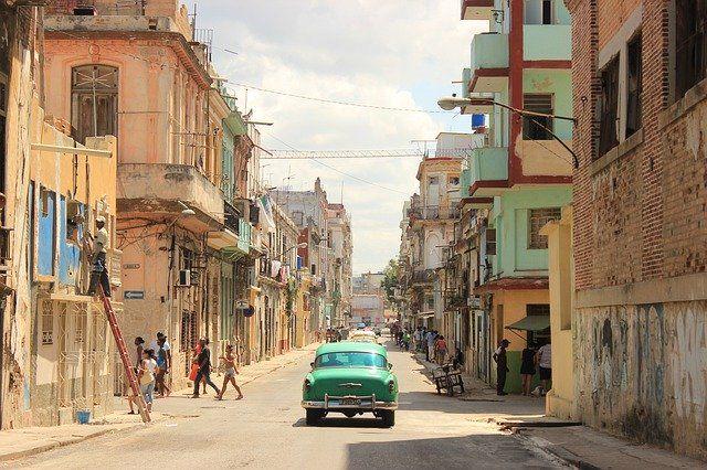 TARJETA TURISTICA CUBA